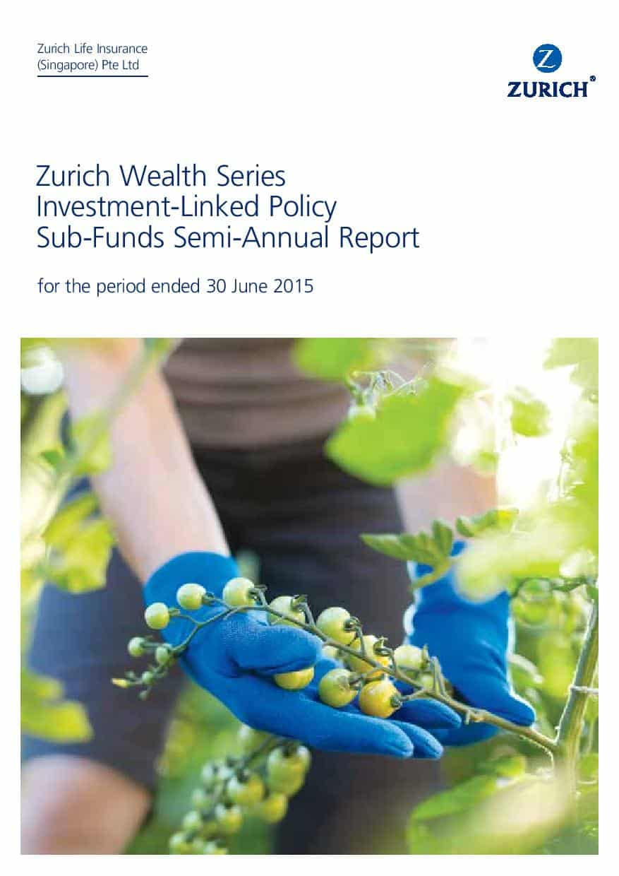 Zurich ILP Sub Funds Semi Annual Report-page-001